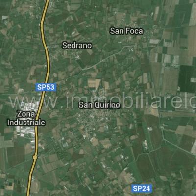 Terreno edificabile – San Quirino – rif.# IMV-D02/15