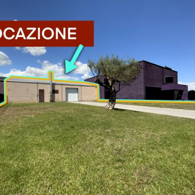 Capannone in Locazione – Cordenons – rif.# IML-E02/21