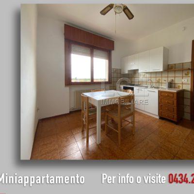 Miniappartamento- Zoppola – rif.# IMV-G01/21